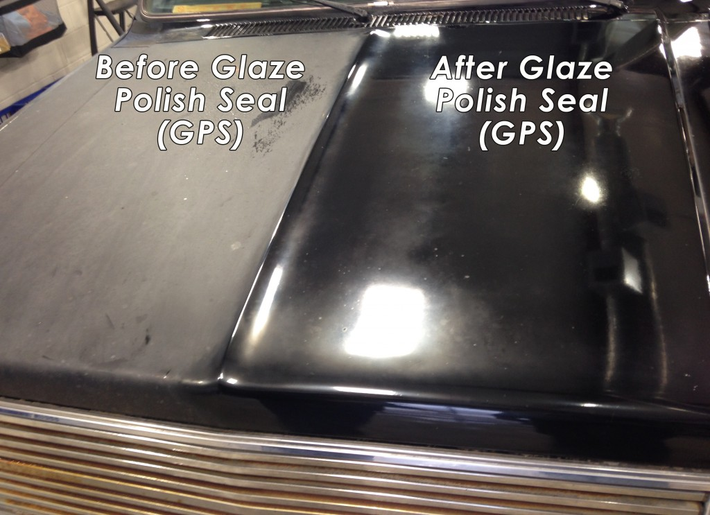 Glaze Polish Seal